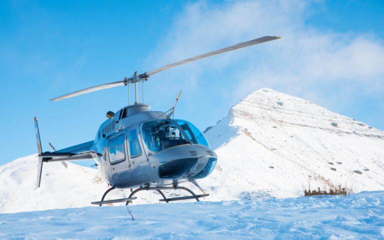 Mountain Helicopter Tour